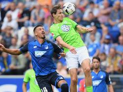 Wolfsburgs Philipp Wollscheid (oben) spielt ab sofort für die U23