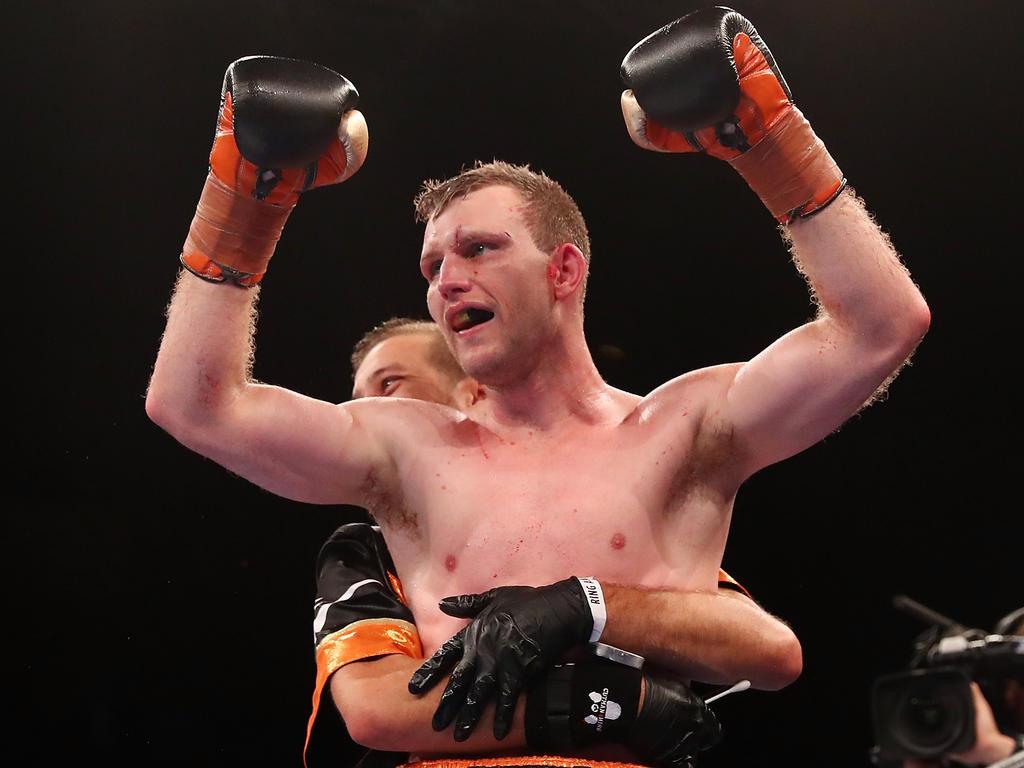 Jeff Horn hat seinen WBO-Titel erfolgreich verteidigt