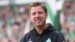 """Werder-Trainer Florian Kohfeldt sieht bei den Innenverteidigern """"eher keinen Handlungsbedarf"""""""