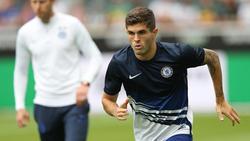 Christian Pulisic spielt seit dem Sommer für den FC Chelsea