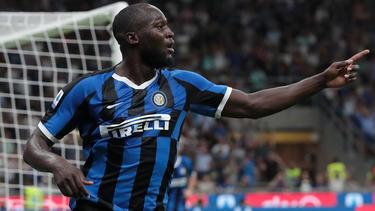 Lukaku traf bei seiner Premiere für Inter