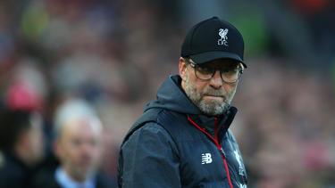 Jürgen Klopp und dem FC Liverpool droht eine Terminkollision