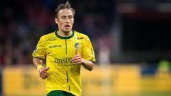 Felix Passlack spielt derzeit in der Eredivisie