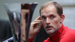 Thomas Tuchel hat sich zu möglichen Transfers von PSG geäußert