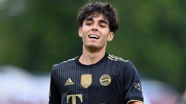 Lucas Copado kam bereits unter Julian Nagelsmann zum Einsatz