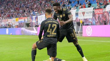 El Bayern hizo su trabajo lejos de su feudo.