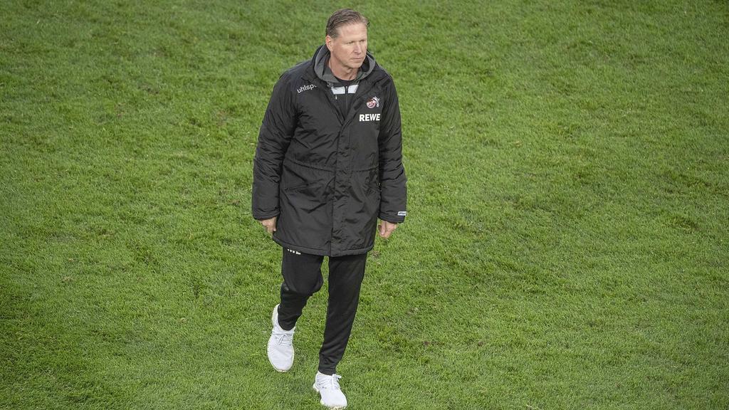 Markus Gisdol trainierte in Deutschland zuletzt beim 1. FC Köln