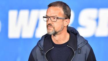 Fredi Bobic ist Sportvorstand bei Hertha BSC
