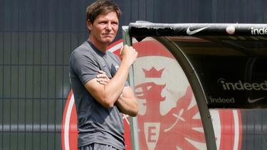 Oliver Glasner und Eintracht Frankfurt mit Personalsorgen