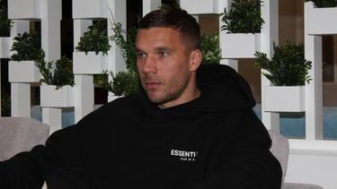 Ein Herz für den FC: Lukas Podolski