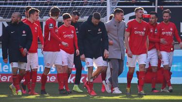 Der 1. FC Kaiserslautern erlebt keine rosigen Zeiten