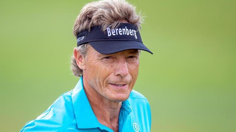 Bernhard Langer führt die Geldrangliste bei den Senioren derzeit an