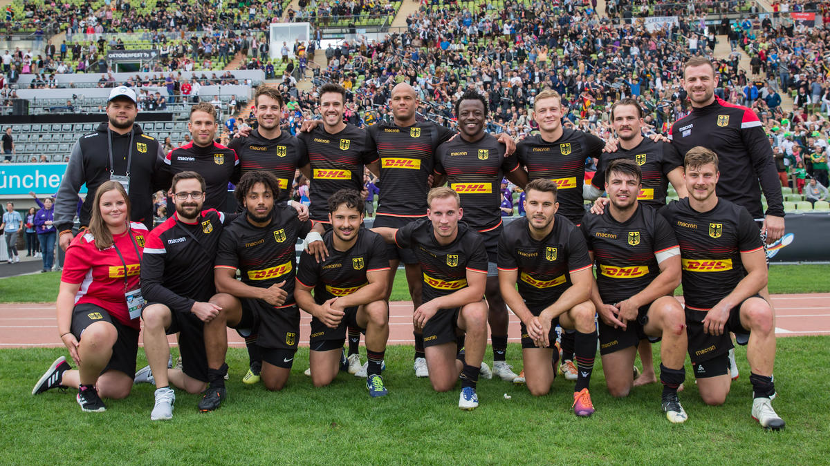 Das deutsche Rugby-Team verpasst den Aufstieg