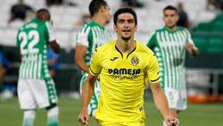Gerard hizo doblete en el Benito Villamarín.