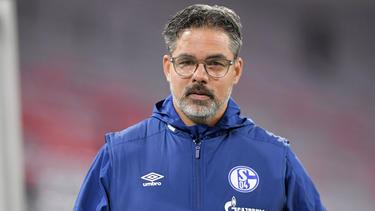 David Wagner hat über den FC Schalke 04 gesprochen