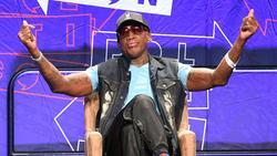 Der frühere Basketballstar Dennis Rodman