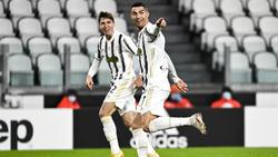 Cristiano Ronaldo hat Juve den Weg für drei weitere Punkte geebnet