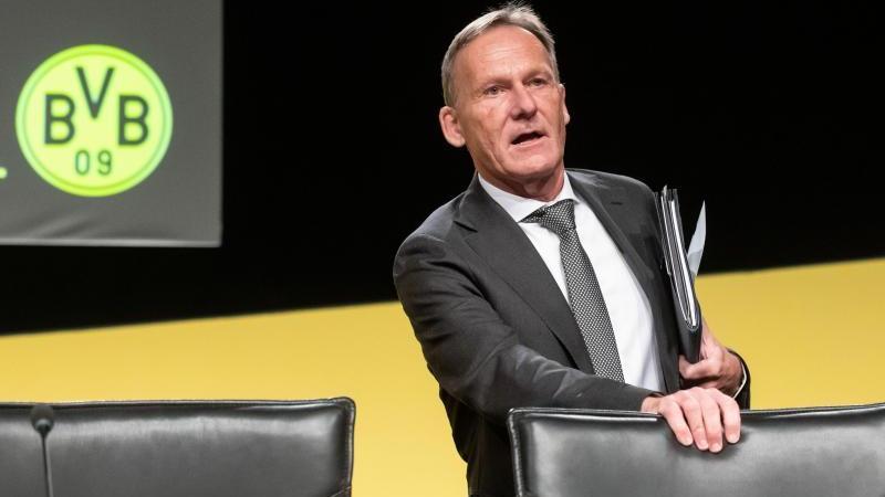 Hans-Joachim Watzke ist seit 2005 Geschäftsführer des BVB