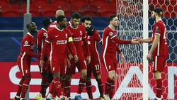 Der FC Liverpool steht unter den besten acht Teams der Königsklasse