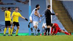 Der BVB unterlag Manchester City im Viertelfinal-Hinspiel knapp