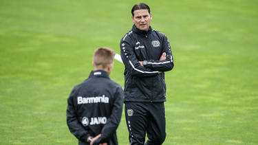 Bayer Leverkusen betreitet ein weiteres Testspiel