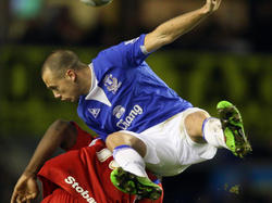 Everton erledigt Pflichtaufgabe