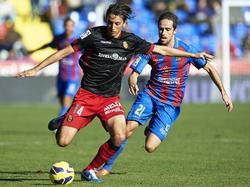 Primera División 2012/2013: Levante gegen Mallorca (4:0)