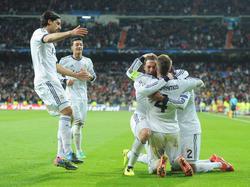 Real hatte gegen Galatasaray allen Grund zur Freude