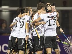 Feldhockey-Nationalmannschaft - Deutschland