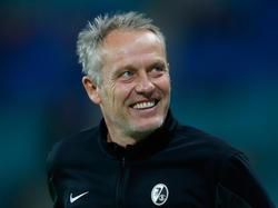 Christian Streich bleibt SCF-Trainer