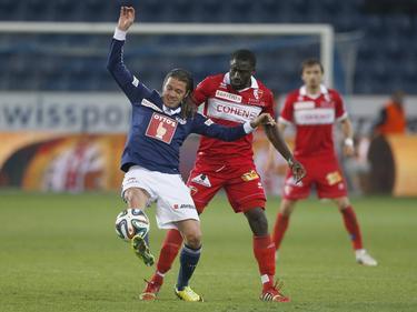 In der 32. Runde der Super League konnte sich der FC Sion mit 0:1 gegen den FC Luzern durchsetzen. Ein Billard-Tor von Assifuah sorgte für die Entscheidung.