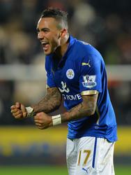 Nach Abpfiff sah man den Spielern von Leicester die Erleichterung förmlich an. Drei wichtige Punkte im Kampf gegen den Abstieg können sie im Spiel gegen Hull City mit nach Hause nehmen. (28.12.2014)