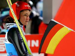 Die Olympiasiegerin