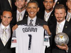 Zu Besuch im Weißen Haus