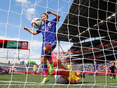 Yūki Ōgimi anotó el único tanto del choque a los 5 minutos. (Foto: Getty)