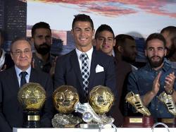 CR7 ist Real Madrids bester Torschütze aller Zeiten