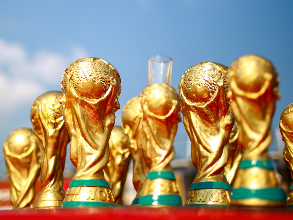 World Cup News Trophy Hunting World Cup Replicas Selling Fast In Vietnam