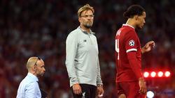 Jürgen Klopp hat Sergio Ramos für dessen Einsatz im CL-Finale attackiert