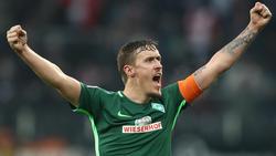 Max Kruse will sich mit Werder Bremen weiter entwickeln