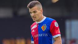 Kevin Bua und der FC Basel erlebten ein böses Erwachen