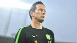 Roger Schmidt wird wohl nicht der neue Cheftrainer beim VfB Stuttgart