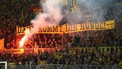 """""""Dann kommt, Ihr Hunde"""" - klares Zeichen der BVB-Ultras an die Polizei"""
