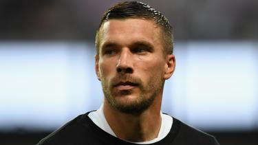 Lukas Podolski trat 2017 aus dem DFB-Team zurück
