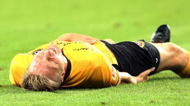Marco Hartmann fehlt Dresden mehrere Wochen