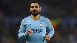 Der Vertrag von Ilkay Gündogan bei Manchester City läuft noch bis 2020