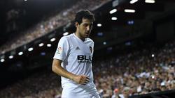 Dani Parejo fue el mejor de los suyos ante el Real Valladolid. (Foto: Getty)
