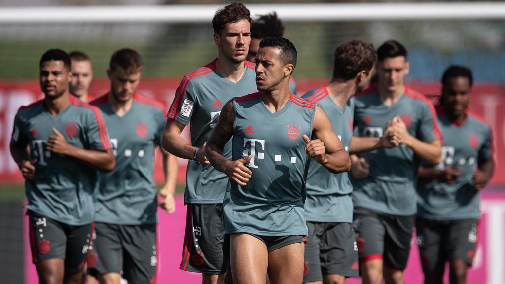 Der FC Bayern wird in der Rückrunde vom Gejagten zum Jäger