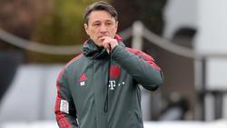 Niko Kovac könnte gegen Schalke Änderungen vornehmen