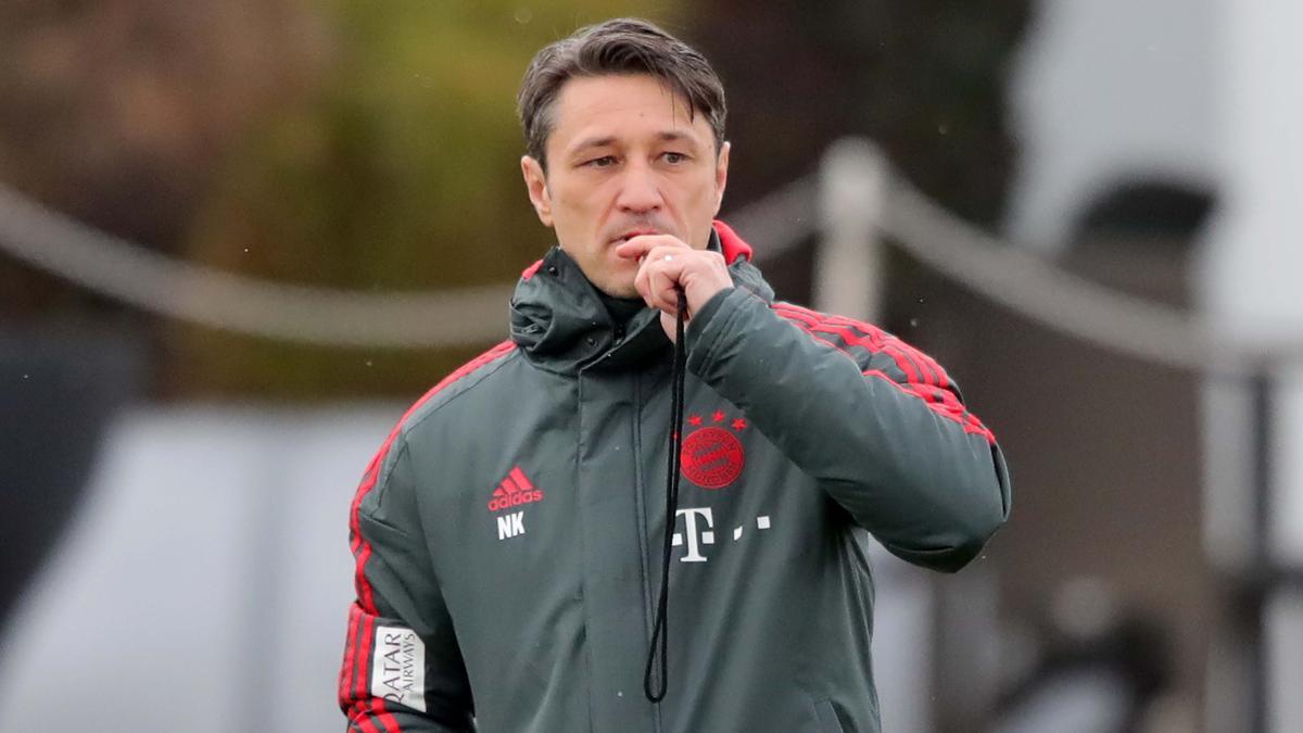 Niko Kovac trifft mit dem FC Bayern in der Königsklasse auf den FC Liverpool