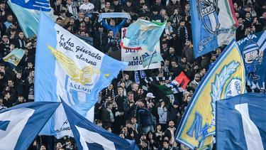 Lazio-Fans fielen erneut negativ auf